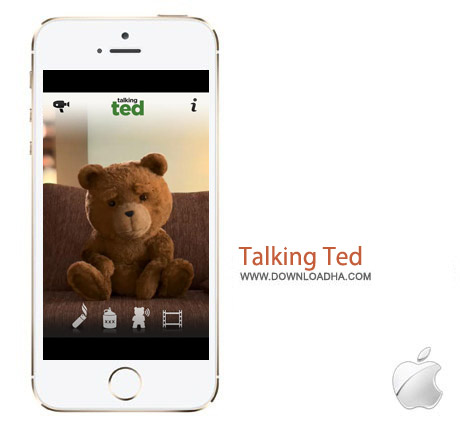 Talking ted bear hd is not only the authors