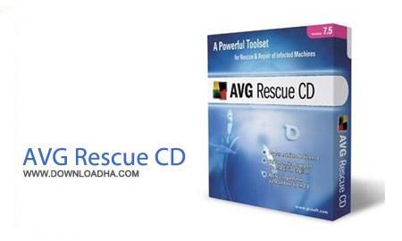 AVG Rescue CD 120.150511 نرم افزار دیسک نجات AVG به نام AVG Rescue CD 120.150511