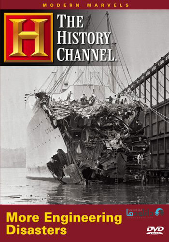 Engineering Disasters season 1 cover دانلود فصل اول مستند فجایع مهندسی Engineering Disasters 2015