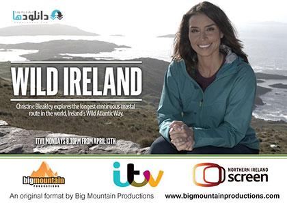 Wild Ireland 2014 Season 1 cover small دانلود فصل اول مستند حیات وحش ایرلند Wild Ireland 2015