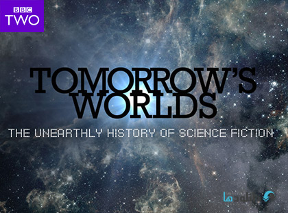 Tomorrows Worlds The Unearthly History Of Science Fiction Season 1 cover دانلود فصل اول مستند Tomorrows Worlds The Unearthly History Of Science Fiction Season 1 2014