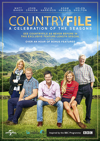 Countryfile A Celebration of the Seasons cover small دانلود مستند Countryfile A Celebration of the Seasons 2014