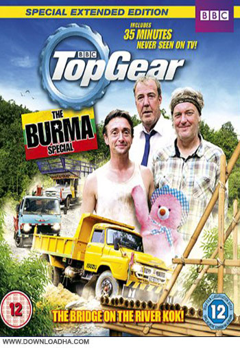 Top Gear 2014 cover دانلود مستند Top Gear The Burma Special 2014