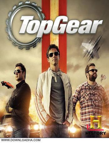 Top Gear US Season 4 cover دانلود فصل چهارم مستند تخت گاز امریکا Top Gear US Season 4 2013