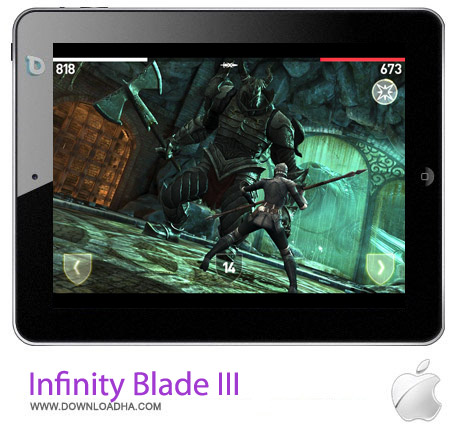Infinity Blade III بازی اکشن Infinity Blade III 1.3 – آیفون و آیپد و آیپاد