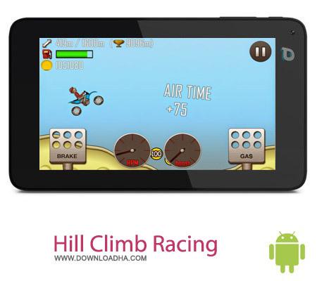 بازی سواری تفریحی Hill Climb Racing v1.16.0 – اندروید