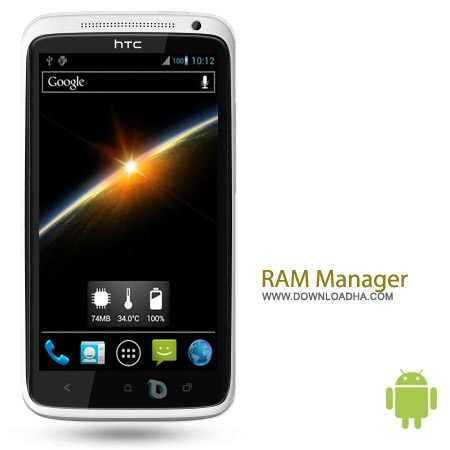 RAM Manager Pro 6.1.2 افزایش کارایی رم RAM Manager Pro 6.1.2 – اندروید