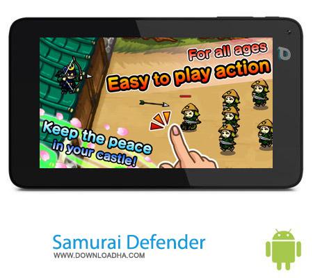 بازی سامورایی Samurai Defender 1.4.1 – اندروید