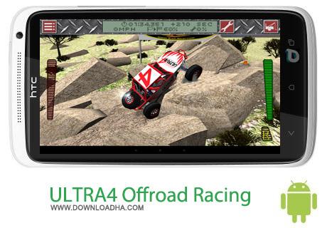 ULTRA4 Offroad Racing v1.18 بازی مسابقات جاده خاکی ULTRA4 Offroad Racing v1.18 – اندروید