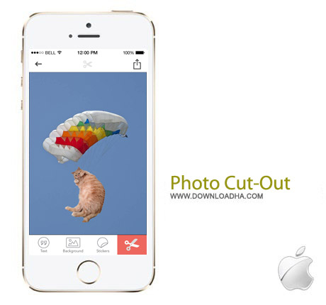 ویرایش تصاویر Photo Cut-Out v1.4.6 – آیفون و آیپد و آیپاد