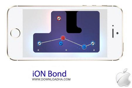 iON Bond 1.2 بازی پازل شیمی iON Bond v1.2 – آیفون و آیپد