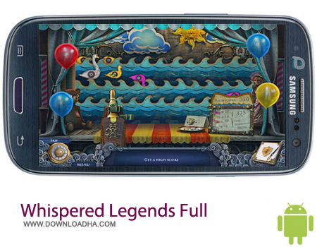 Whispered Legends Full 1.0.0 بازی فکری Whispered Legends Full 1.0.0 – اندروید