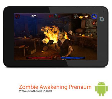 مقابله با زامبی ها Zombie Awakening Premium v1.02 – اندروید
