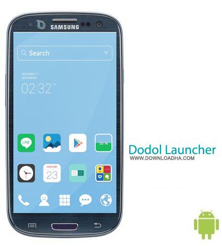 نرم افزار لانچر Dodol Launcher v1.2.3468 – اندروید