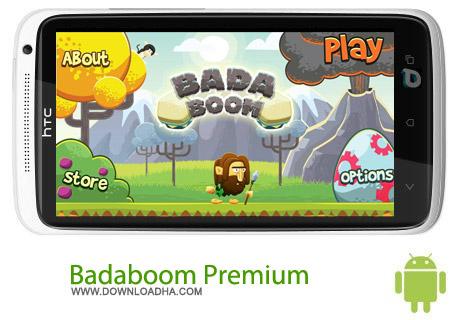بازی ماقبل تاریخ Badaboom Premium v3.2 – اندروید