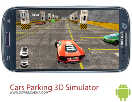 Cars Parking 3D Simulator پارک ماشین Cars Parking 3D Simulator 2 v1.0.0 – اندروید