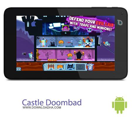 Castle Doombad v1.1 دفاع از قلعه Castle Doombad v1.1 – اندروید
