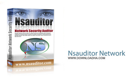 Nsauditor Network Security Auditor 2.8.7.0 نرم افزار ایجاد مدیریت و امنیت شبکه Nsauditor Network Security Auditor 2.8.7.0