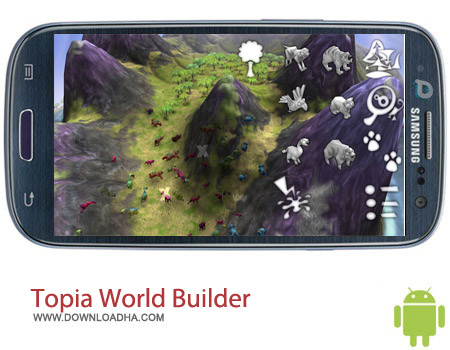 Topia World Builder v1.0 بازی ساخت دنیا Topia World Builder v1.0 – اندروید