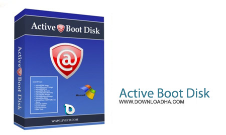 Active Boot Disk 8.5.3 نرم افزار راه اندازی ویندوز Active Boot Disk Suite 8.5.3