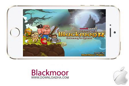 Blackmoor v1.3 بازی استراتژیک Blackmoor v1.13 – آیفون ، آیپد و آیپاد