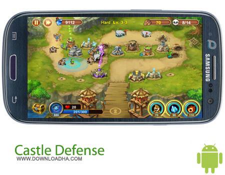 Castle Defense 1.4.7 بازی دفاع از قلعه Castle Defense 1.4.7 – اندروید