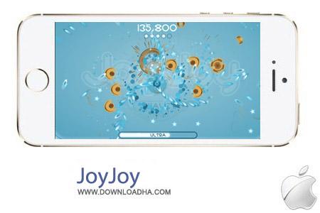 JoyJoy 1.0.1 بازی جوی جوی JoyJoy v1.01 – آیفون و آیپد