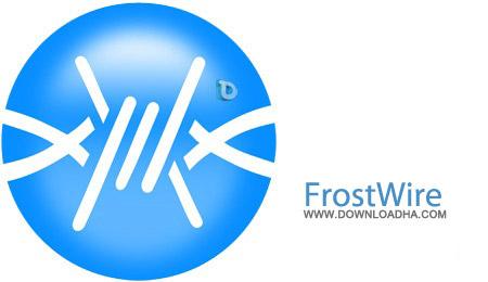 FrostWire 5.7.4 نرم افزار به اشتراک گذاری فایل ها FrostWire 5.7.4