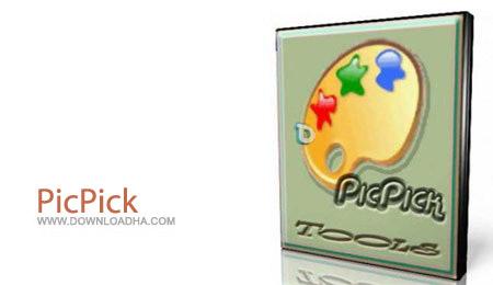 PicPick 3.3.4 نرم افزار عکس برداری از محیط ویندوز PicPick Tools 3.3.4