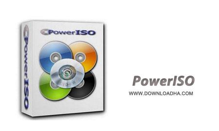 PowerISO%206.0 نرم افزار مدیریت فایل های ISO با PowerISO 6.0