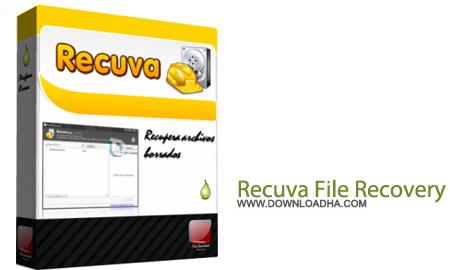 Recuva File Recovery 1.51.1063 نرم افزار ریکاوری فایل های حذف شده Recuva File Recovery 1.51.1063