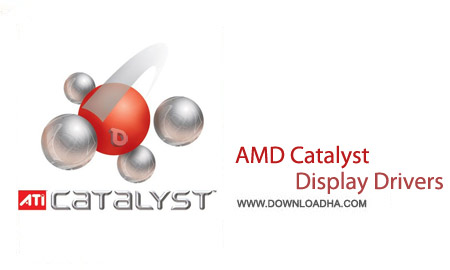 AMD Catalyst Display Drivers 14.4 WHQL نرم افزار درایور کارت گرافیک ای ام دی AMD Catalyst Display Drivers 14.4 WHQL