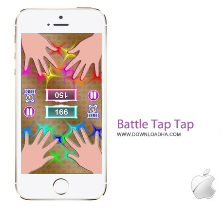 بازی رقابتی Battle Tap Tap Pro v4.1 – آیفون و آیپد