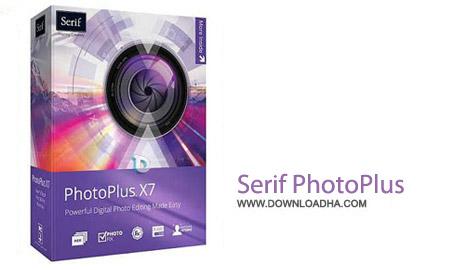 Serif PhotoPlus X7 17.0.0.18 نرم افزار ویرایش حرفه ای تصاویر Serif PhotoPlus X7 17.0.0.18