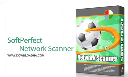 SoftPerfect Network Scanner 5.5.11 نرم افزار کنترل شبکه SoftPerfect Network Scanner 5.5.11