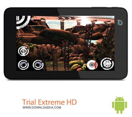 Trial Extreme HD v1.1.9 بازی موتور سواری Trial Extreme HD v1.1.9 – اندروید