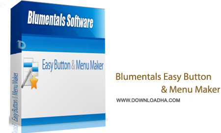 Blumentals Easy Button %26 Menu Maker Pro v4.0.0.26 نرم افزار طراحی منو های وب Blumentals Easy Button & Menu Maker Pro v4.0.0.26