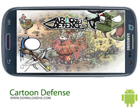 Cartoon Defense 4 v1.0.9 بازی دفاعی Cartoon Defense 4 v1.0.9 – اندروید