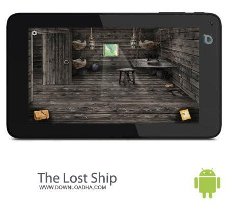 The Lost Ship v1.6 بازی جست وجو گنج The Lost Ship v1.6 – اندروید