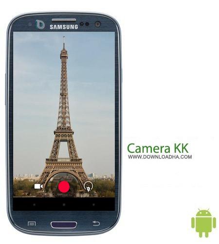Camera KK v1.2 نرم افزار مدیریت حرفه ای دوربین Camera KK Full v1.2 – اندروید