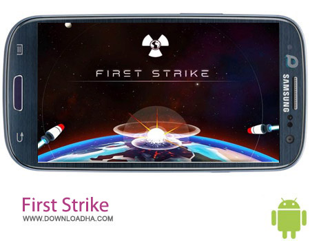 First Strike v1.1.1 بازی جنگ هسته ای First Strike v1.1.1 – اندروید