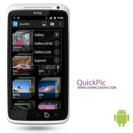 QuickPic 3.5.1 نرم افزار مشاهده تصاویر QuickPic 3.5.1 – اندروید
