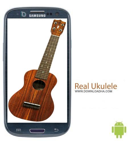 Real Ukulele 1.2.0 نرم افزار شبیه ساز گیتار Real Ukulele v1.2.0 – اندروید