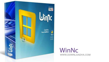 WinNc v6.3.0.0 نرم افزار مدیریت فایل WinNc v6.3.0.0