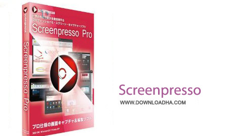 Screenpresso Pro 1.5.1.5 نرم افزار عکس برداری حرفه ای از دسکتاپ Screenpresso Pro 1.5.1.5