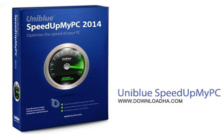 Uniblue SpeedUpMyPC 2014 v6.0.3.6 نرم افزار افزایش سرعت سیستم Uniblue SpeedUpMyPC 2014 v6.0.3.6
