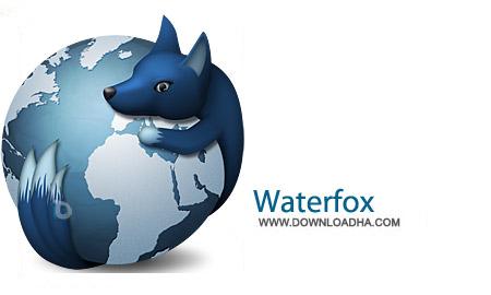 Waterfox 30.0 نرم افزار مرورگر فایرفاکس ۶۴ بیتی Waterfox 37.0.1