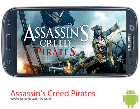 Assassin%92s Creed Pirates v1.3.0 بازی دزدان دریایی Assassin's Creed Pirates v1.3.0 – اندروید
