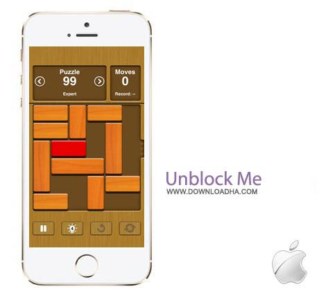 Unblock Me 1.4.3 بازی فکری Unblock Me 1.4.3 – آیفون ، آیپد و آیپاد