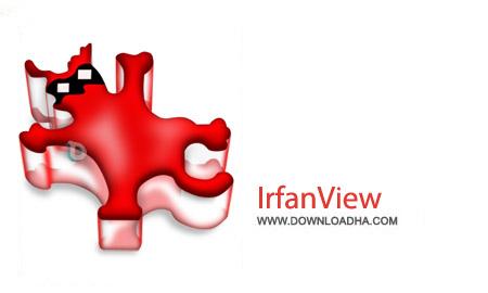 IrfanView 4.38 نرم افزار قدرتمند مشاهده تصاویر IrfanView 4.38